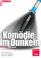 Plakat_Komödie im Dunkeln