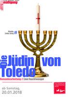 Plakat_Die Jüdin von Toledo