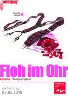 Plakat_Floh im Ohr